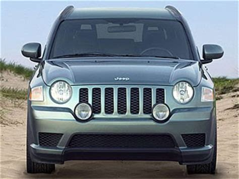 2005 Jeep Compass Mpg 2005 Jeep Compass Concept Pictures Review
