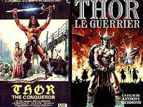 film thor il conquistatore thor il conquistatore 1982 cinema e medioevo