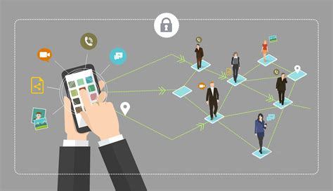 mobile instant messaging apps enterprise messaging app is essential for business