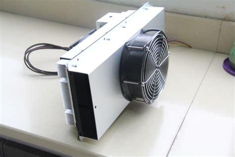 peltier heat sink unit 48v 200w high power peltier air conditioner with heat sink