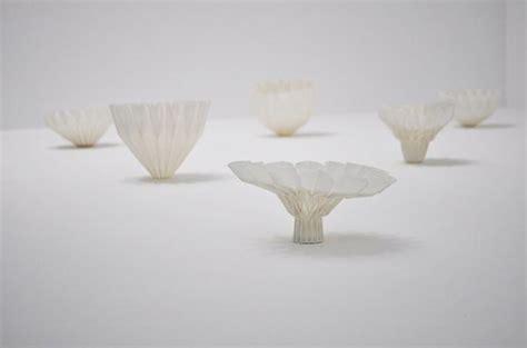 Origami Pottery - porcelain origami la76 lifestyle design