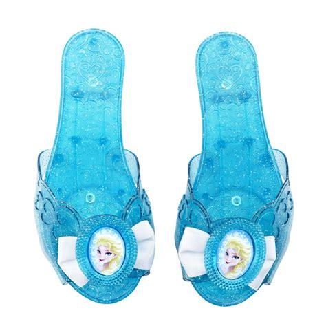 Elsa Bedroom Slippers Disney Frozen Costumes For For Dress Up Play