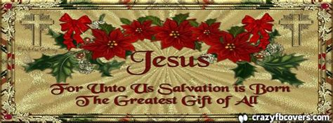 jesus christ the greatest gift of all christmas facebook