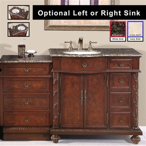silkroad exclusive counter top bathroom single sink