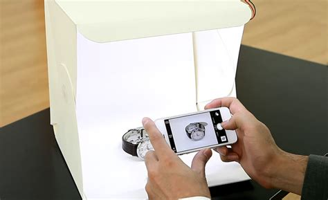 Portable Light Box by Foldio The Uber Portable Foldable Light Box For