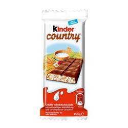 ferrero kinder country 23 5g