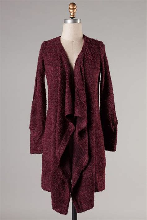 wine colored cardigan 270 beautiful wine colored cardigan so comfy
