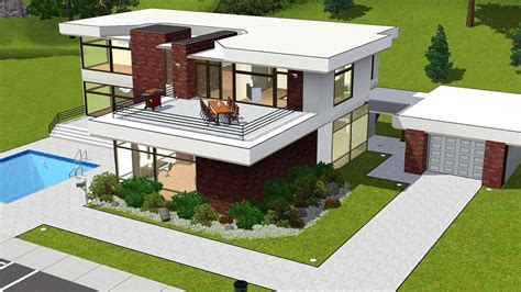 sims 3 house design plans sims 3 house designs floor plans home design and style the sims luxamcc