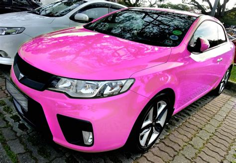 Pink Kia New Look For My Koup Page 5 Kia Forte Forum Sedan