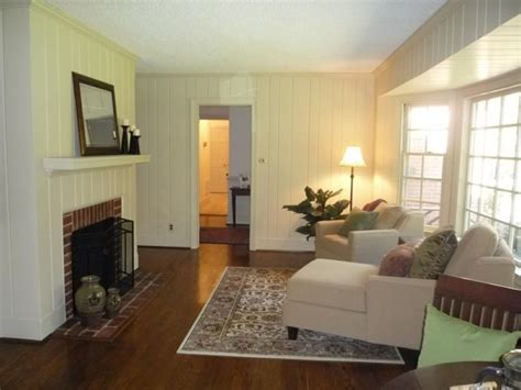 painted paneling painting wood paneling what i should do midcityeast