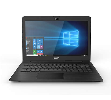 Laptop Acer One L1410 acer one 14 laptops affordable slim and light windows