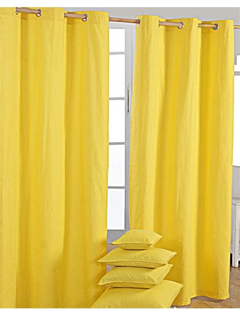 Bright Yellow Curtains Bright Yellow Curtains 2016
