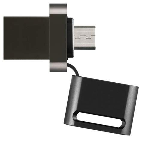 Flashdisk Sony Micro Vault 32gb 1 sony usm32sa1 microvault usb flash drive otg 32gb black jakartanotebook