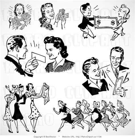 royalty free clipart images retro clipart