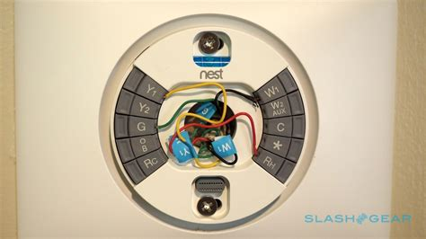 nest thermostat 3rd review 2015 slashgear