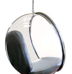 clear hanging egg stuhl bunjo bungee chair