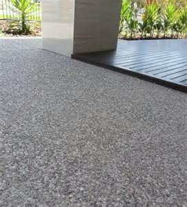 pebblecrete exposed aggregate adelaide matrix concrete