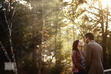 Suhan & Monika   Muskoka Engagement Photography   Blog