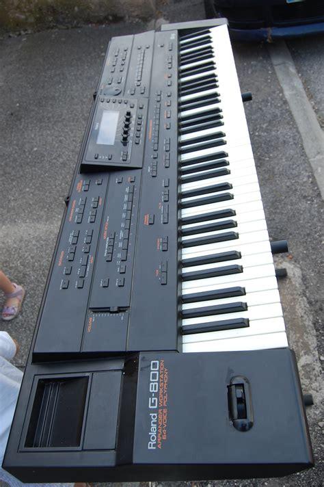 Keyboard Roland G 600 roland g 800 image 228049 audiofanzine
