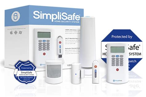 wireless alarm system simplisafe wireless alarm system