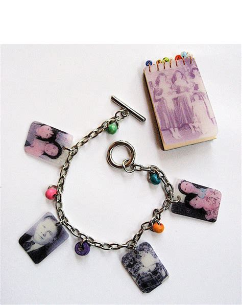 shrink plastic charms how to make a charm bracelet