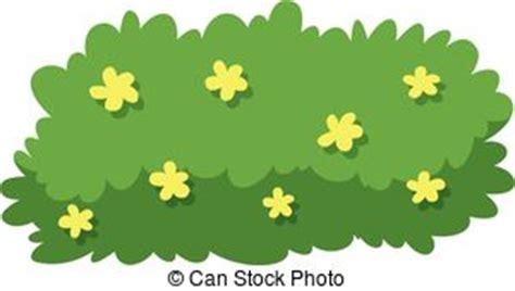 Buisson Fleur Jaune by Buisson Fleurs Illustration Buisson Vert Fleurs
