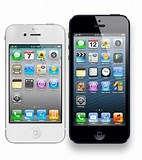 Image result for compare iPhone 4 and 5