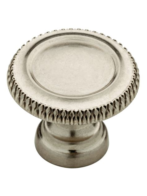 Brainerd Kitchen Cabinet Hardware P27760v 475 C Brainerd Casual Bedford Nickel Decorative Cabinet Knobs Consumer Goods