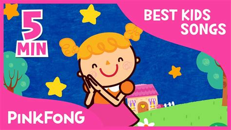 bed time song lullaby bedtime songs best kids songs pinkfong songs
