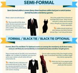 Business Formal Business Casual Smart Casual