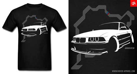 T Shirt Bmw E46 bmw e36 m3 driver apparel