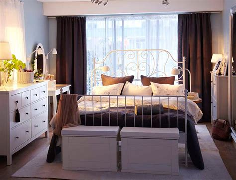 ikea room inspiration dormitorios hemnes de ikea x4duros com