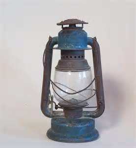 antique kerosene l globes vintage gsw blue beacon railroad kerosene oil lantern l