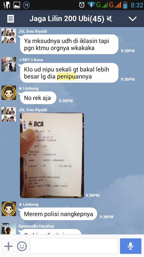 Hati Hati Yaaa line rangers indonesia hati hati masih banyak penipu
