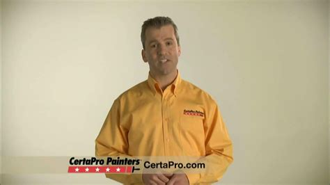 certapro commercial actress certapro painters tv commercial ispot tv