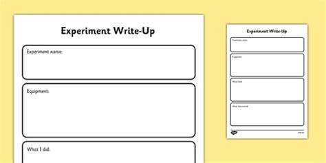 design an experiment ks2 experiment science investigation write up work sheet