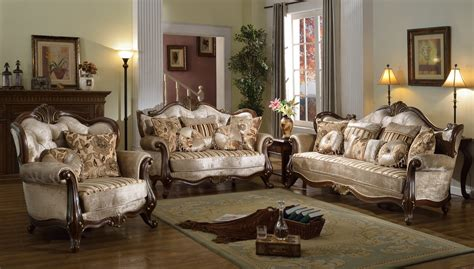 Formal Living Room Set The Silvestro Formal Living Room Collection 15447 Living Room Furniture Living Room Sets