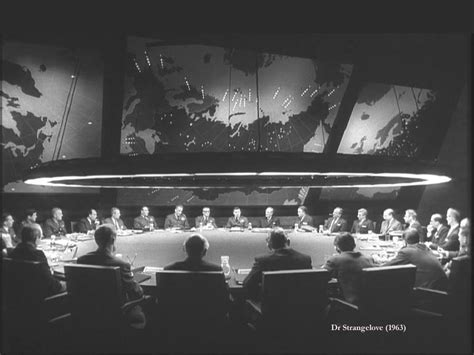 Dr Strangelove War Room 301 moved permanently