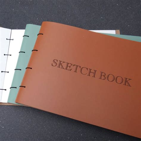 sketchbook photo album a4 leather photo album and sketchbook by artbox