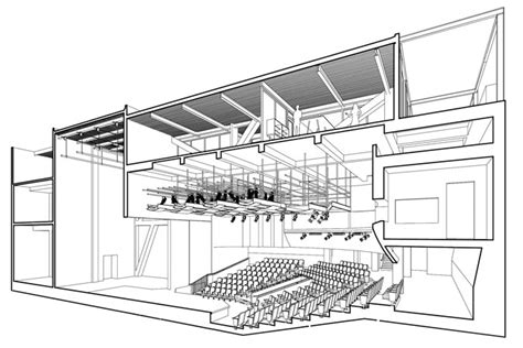 architecture photography auditorium floor plan shakespeare globe theatre london section google search