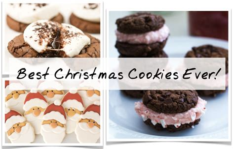 11 best christmas cookies 2018 easy recipes for