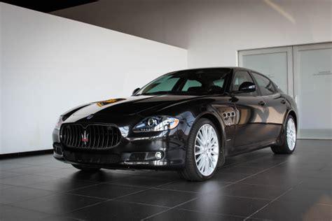 Pre Owned Maserati Quattroporte by 2012 Maserati Quattroporte S Bentley Island Pre