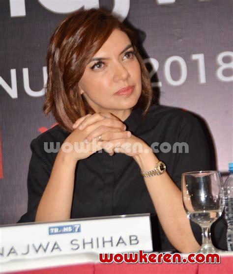 biography of najwa shihab najwa shihab berita foto video lirik lagu profil