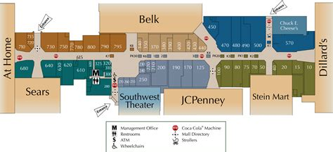 mall directory turtle creek mall