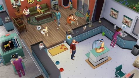 sims 4 cats and dogs cheats the sims 4 cats dogs vet clinic screen sims community