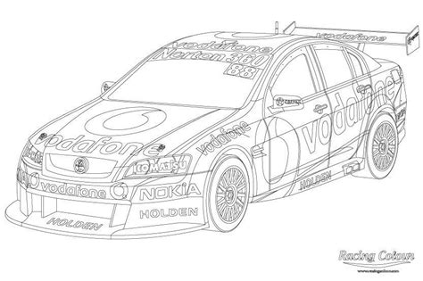 coloring pictures of holden cars racing colour on twitter quot now available the my free