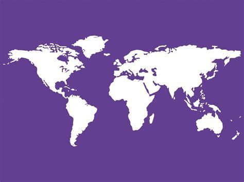 Us map template powerpoint free powerpoint templates powerpoint purple world maps ppt backgrounds business design toneelgroepblik Gallery