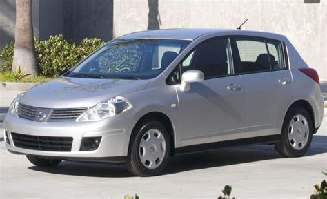 nissan tiida 2011 car and driver