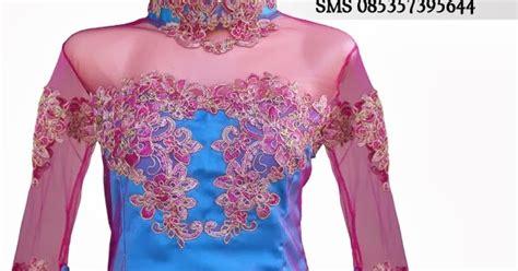 Dress Shanghai Gaun Pesta Biru Benhur Baju Dres Wanita Dewasa Blue obi kebaya newhairstylesformen2014