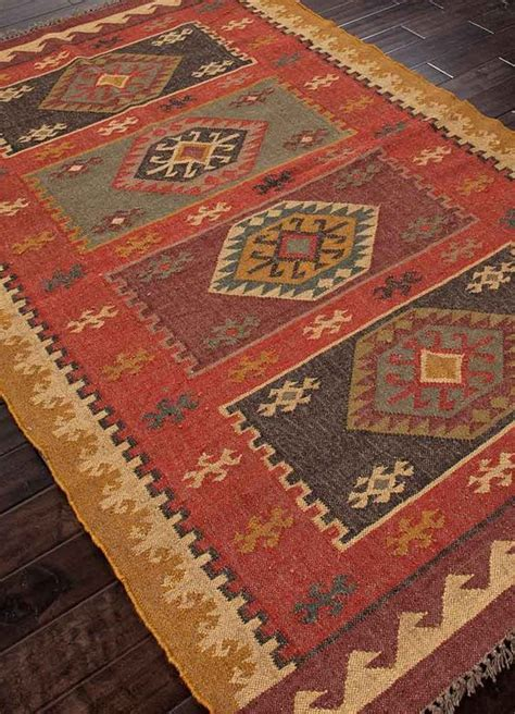 southwest style rugs bedoin area rug flatweave jute area rug a handsome addition to a southwest style home buy